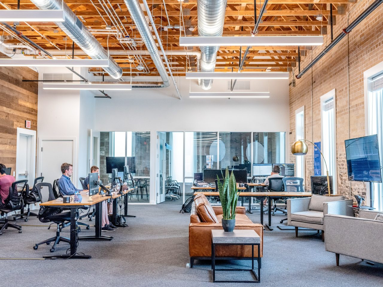 Indoor Air Quality Office Case Study Considerate Group