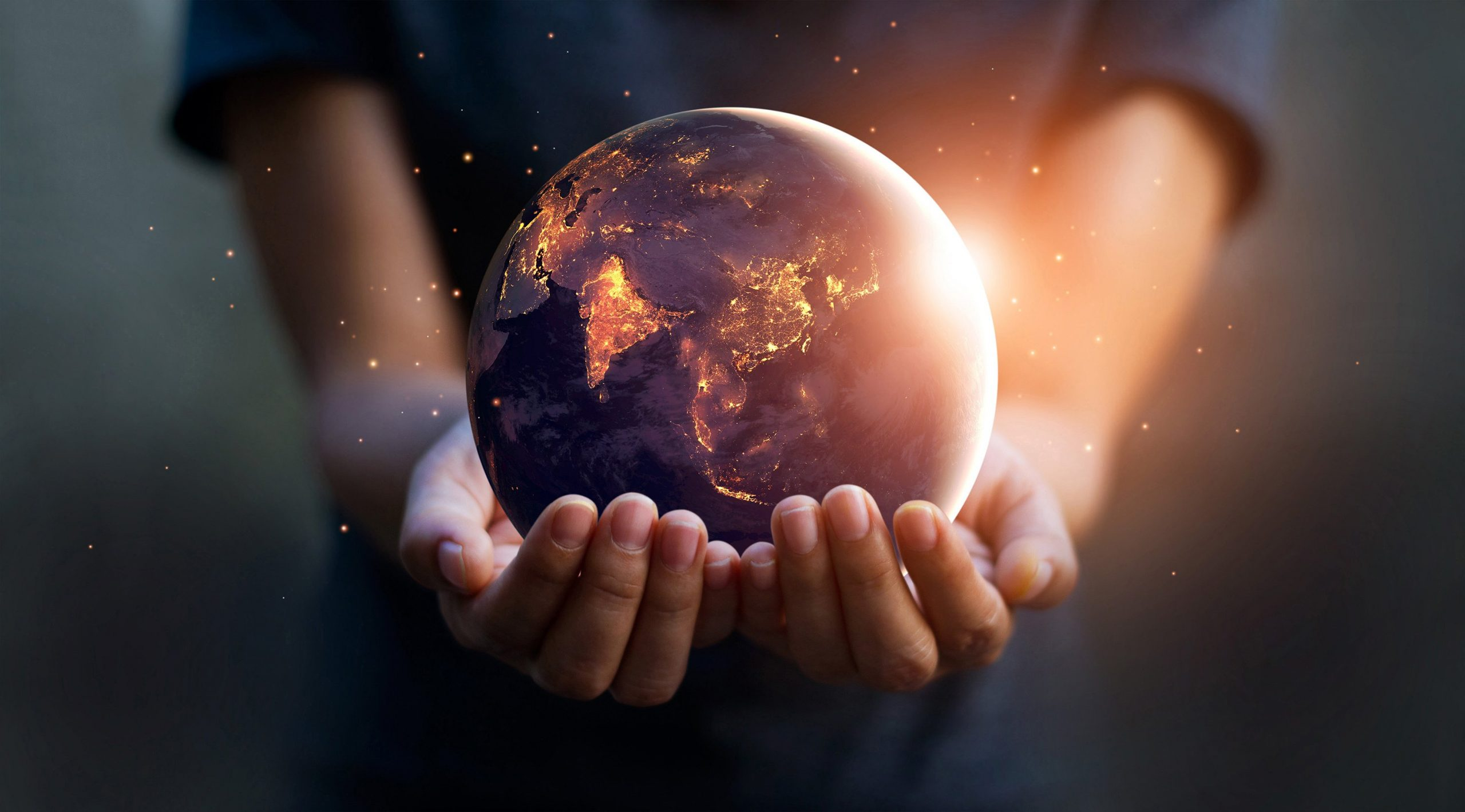 Earth Day 2021 – time to be bold!