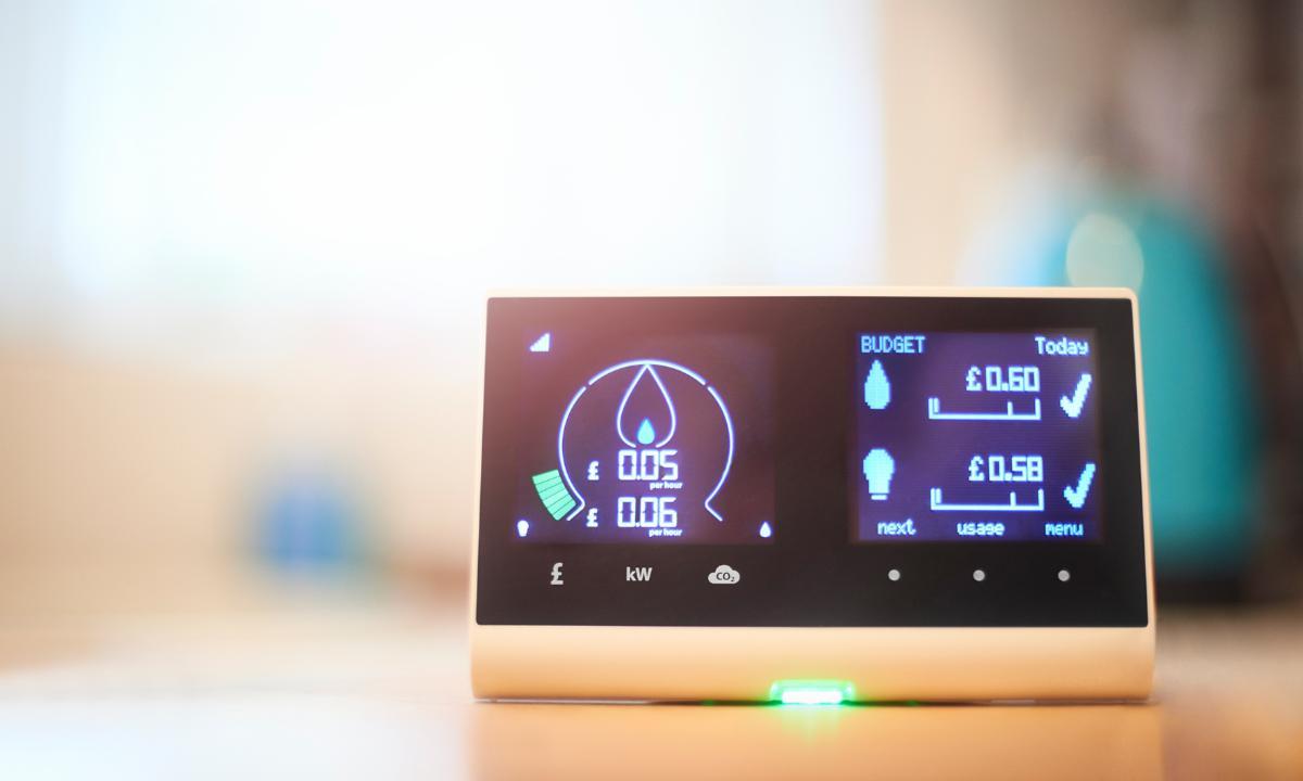 Spicing up smart meters with fluttr